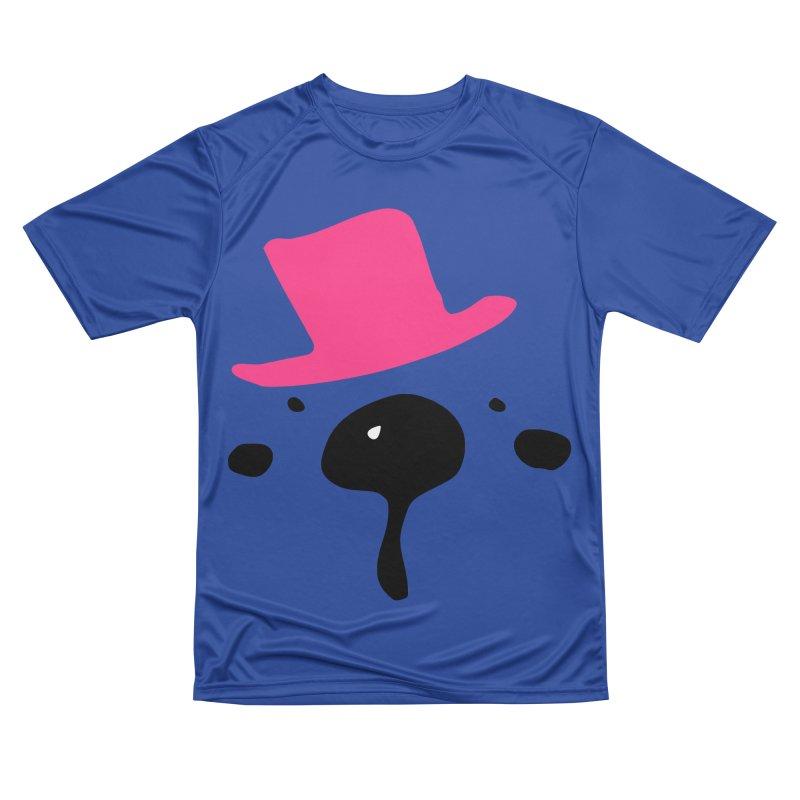 Panda Bear Women's Performance Unisex T-Shirt by cindyshim's Artist Shop