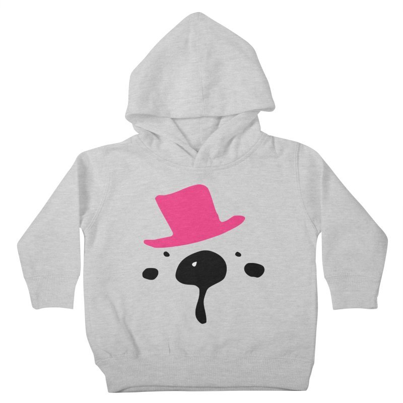 Panda Bear Kids Toddler Pullover Hoody by cindyshim's Artist Shop