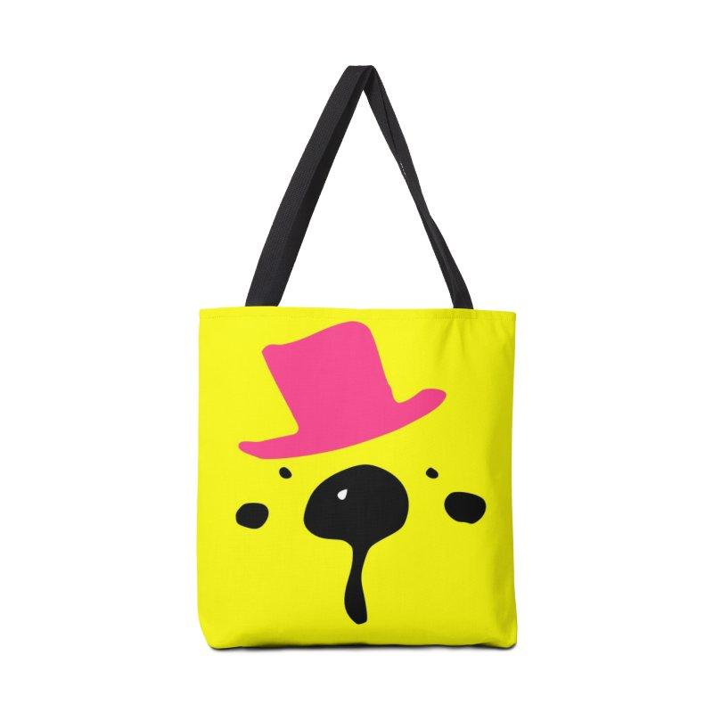 Panda Bear Accessories Tote Bag Bag by cindyshim's Artist Shop