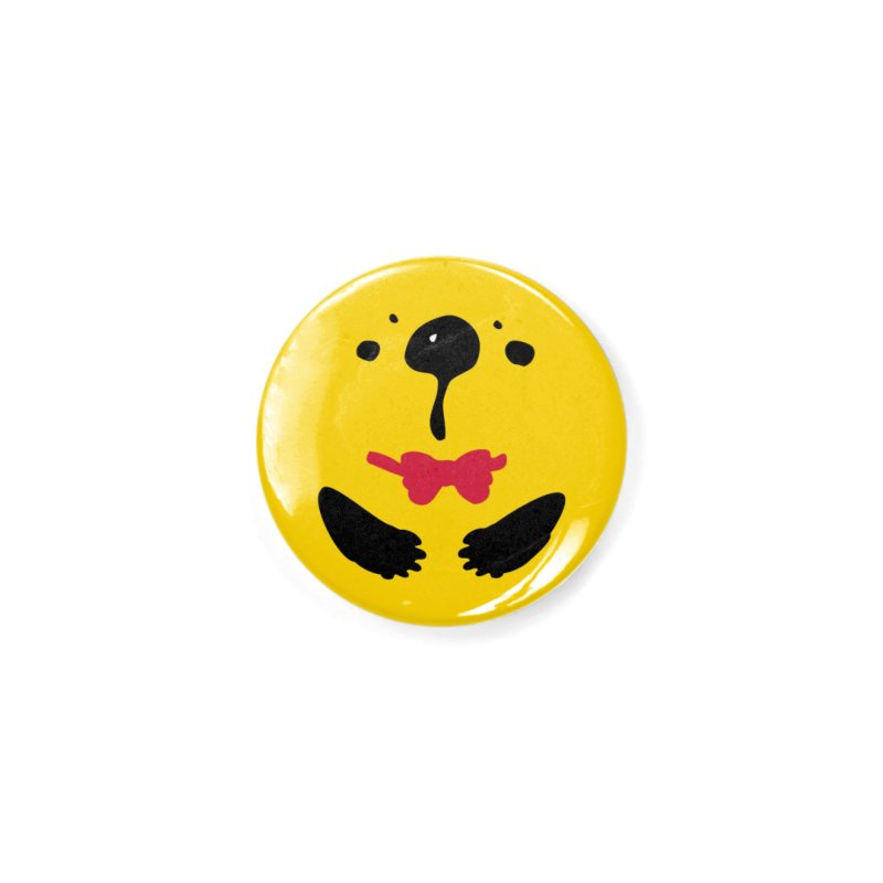 Panda Bear Accessories Button by cindyshim's Artist Shop