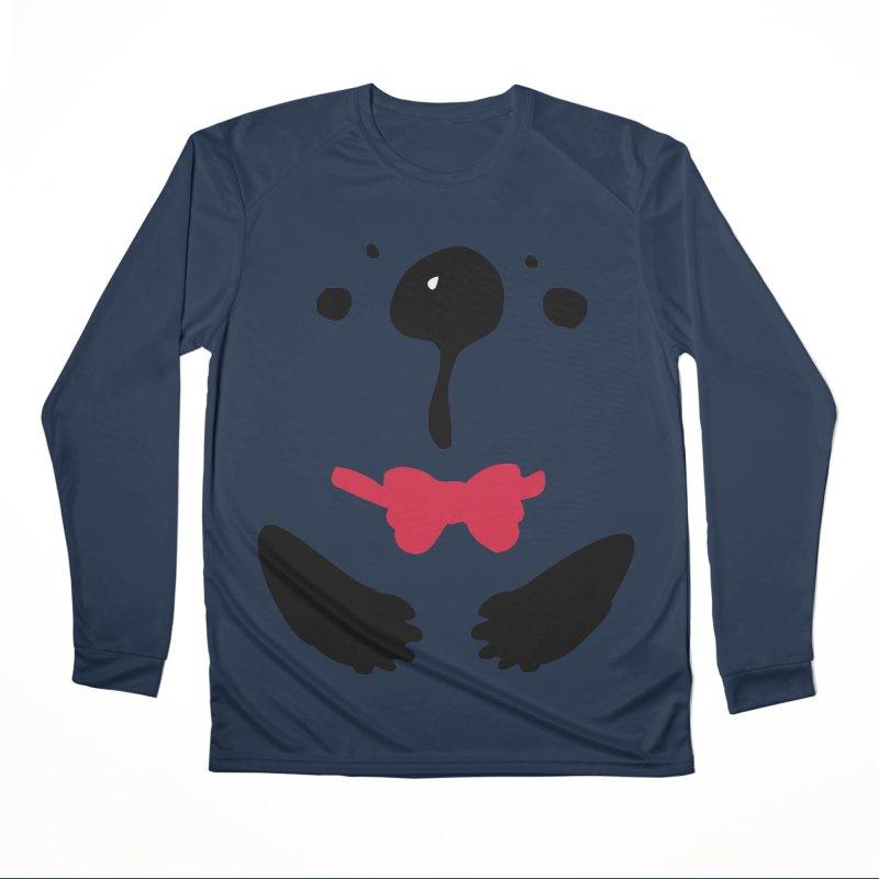 Panda Bear Women's Performance Unisex Longsleeve T-Shirt by cindyshim's Artist Shop