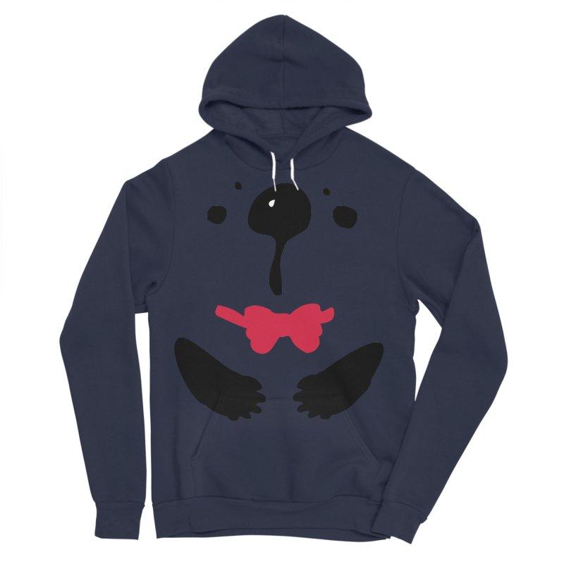 Panda Bear Men's Sponge Fleece Pullover Hoody by cindyshim's Artist Shop
