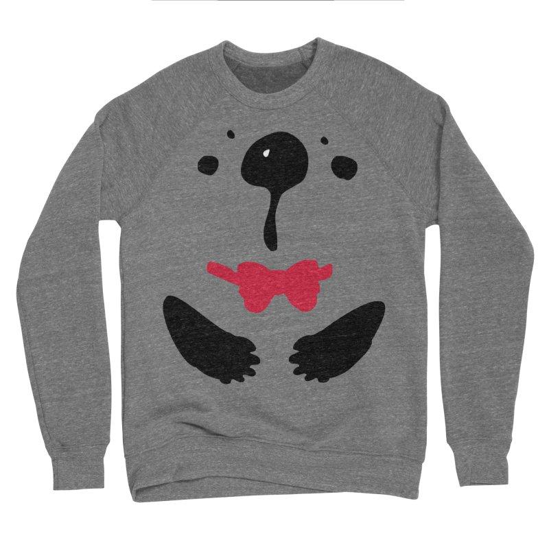 Panda Bear Women's Sponge Fleece Sweatshirt by cindyshim's Artist Shop