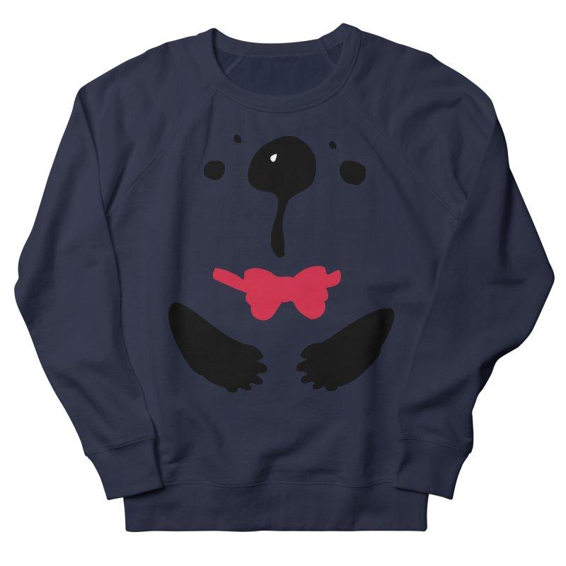 Panda Bear Men's French Terry Sweatshirt by cindyshim's Artist Shop