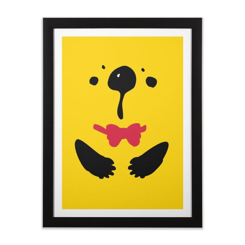 Panda Bear Home Framed Fine Art Print by cindyshim's Artist Shop