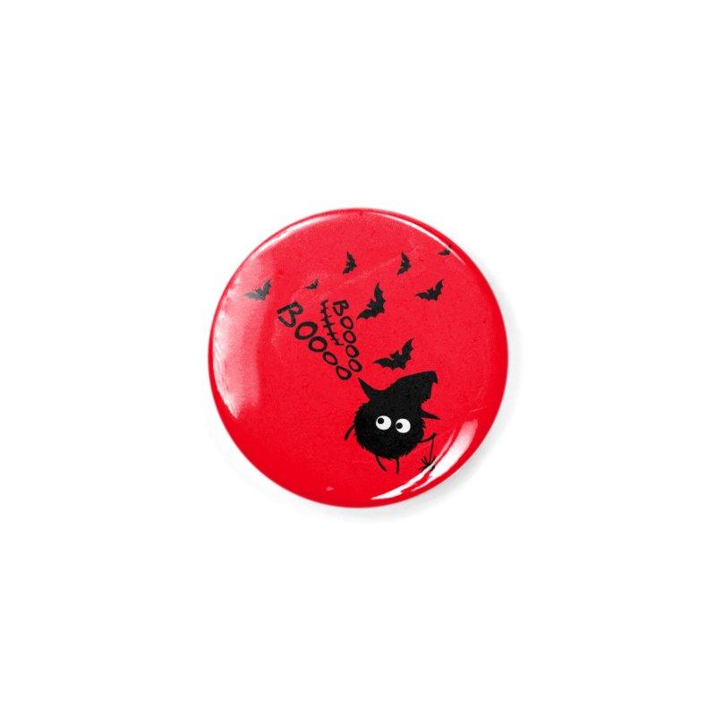 BOO BOO Halloween Accessories Button by cindyshim's Artist Shop