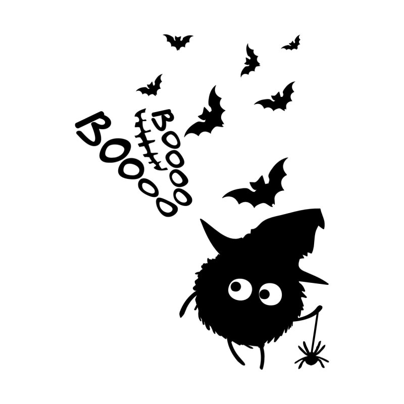 BOO BOO Halloween by cindyshim's Artist Shop