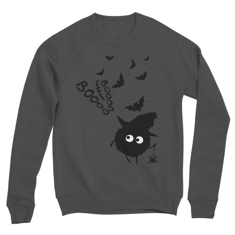 BOO BOO Halloween Men's Sponge Fleece Sweatshirt by cindyshim's Artist Shop