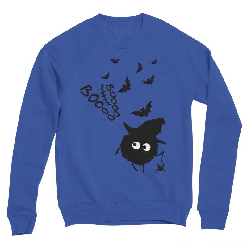BOO BOO Halloween Women's Sponge Fleece Sweatshirt by cindyshim's Artist Shop