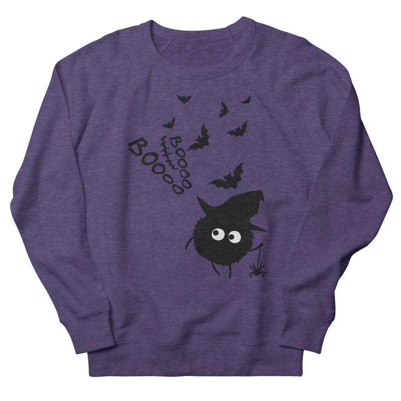 BOO BOO Halloween Men's French Terry Sweatshirt by cindyshim's Artist Shop