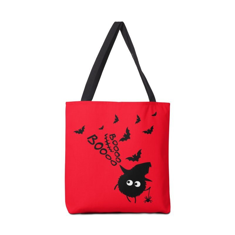 BOO BOO Halloween Accessories Tote Bag Bag by cindyshim's Artist Shop