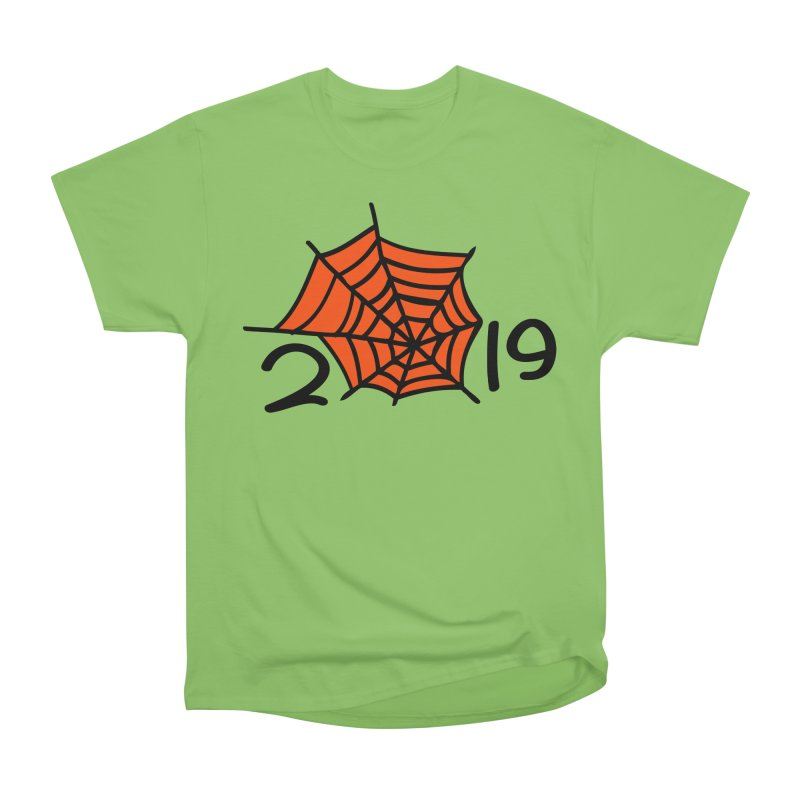 2019 spider web Women's Heavyweight Unisex T-Shirt by cindyshim's Artist Shop