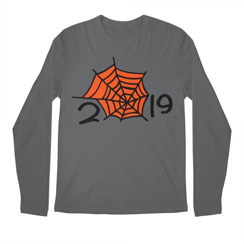 2019 spider web Men's Longsleeve T-Shirt by cindyshim's Artist Shop