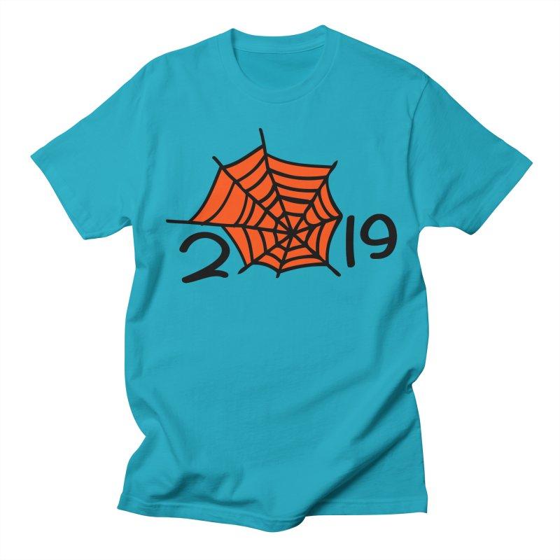 2019 spider web Women's Regular Unisex T-Shirt by cindyshim's Artist Shop