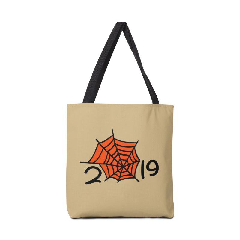 2019 spider web Accessories Tote Bag Bag by cindyshim's Artist Shop