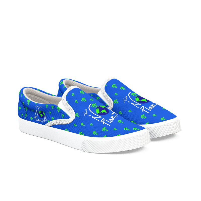 There is no planet B Women's Slip-On Shoes by cindyshim's Artist Shop