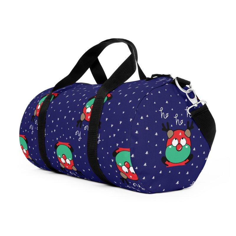 CoCo ho ho ho Accessories Duffel Bag Bag by cindyshim's Artist Shop