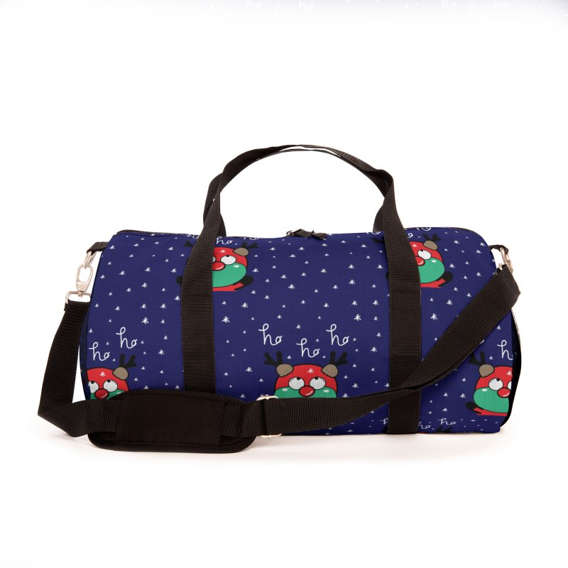 CoCo ho ho ho Accessories Bag by cindyshim's Artist Shop