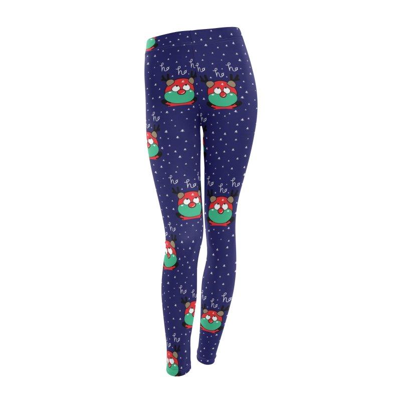 CoCo ho ho ho Women's Leggings Bottoms by cindyshim's Artist Shop