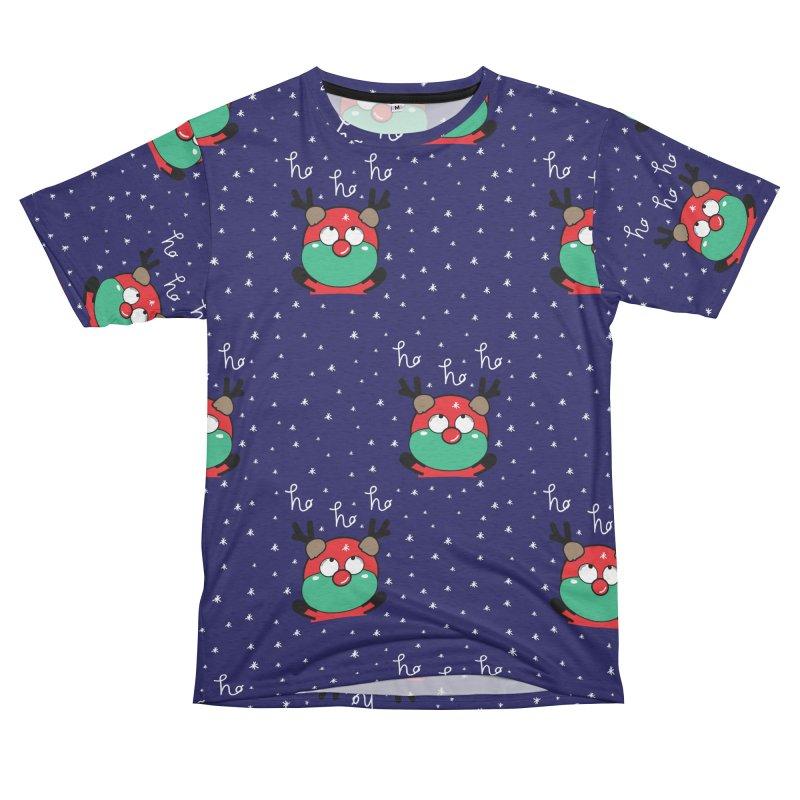 CoCo ho ho ho Men's French Terry T-Shirt Cut & Sew by cindyshim's Artist Shop