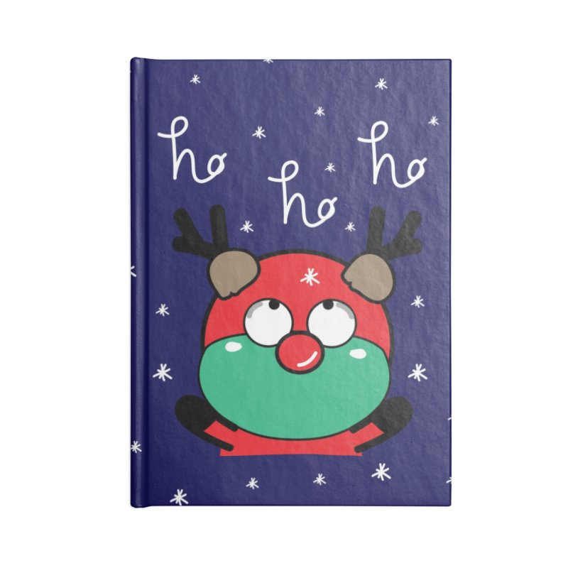 CoCo ho ho ho Accessories Blank Journal Notebook by cindyshim's Artist Shop