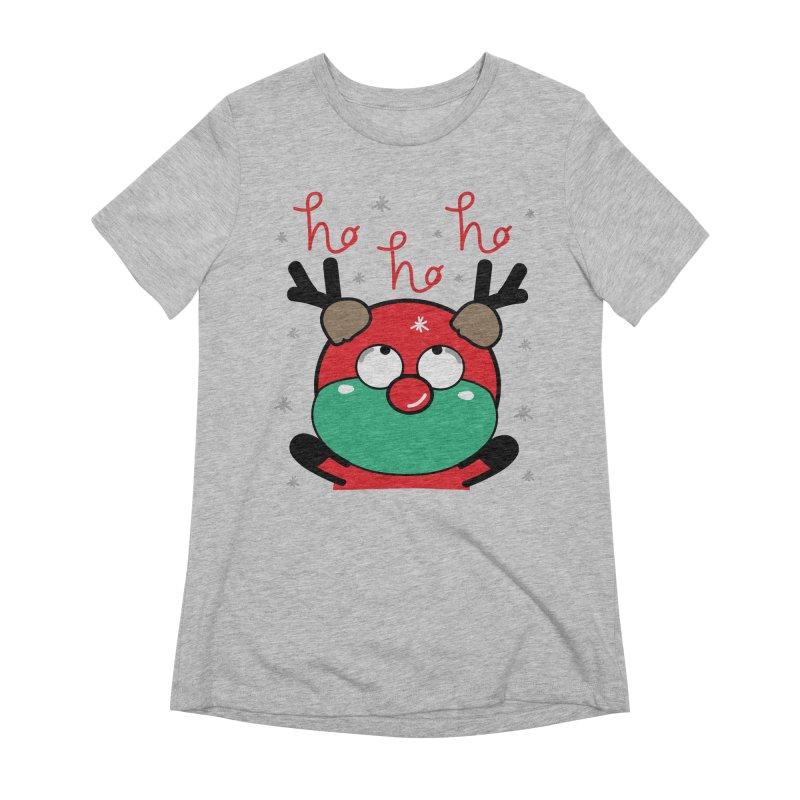 CoCo ho ho ho Women's Extra Soft T-Shirt by cindyshim's Artist Shop