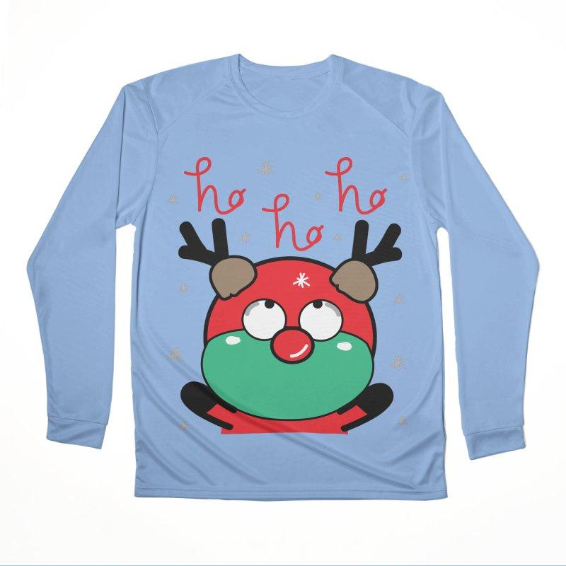 CoCo ho ho ho Men's Performance Longsleeve T-Shirt by cindyshim's Artist Shop