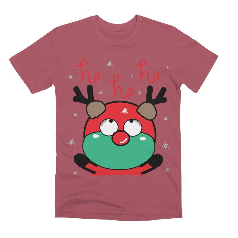 CoCo ho ho ho Men's Premium T-Shirt by cindyshim's Artist Shop