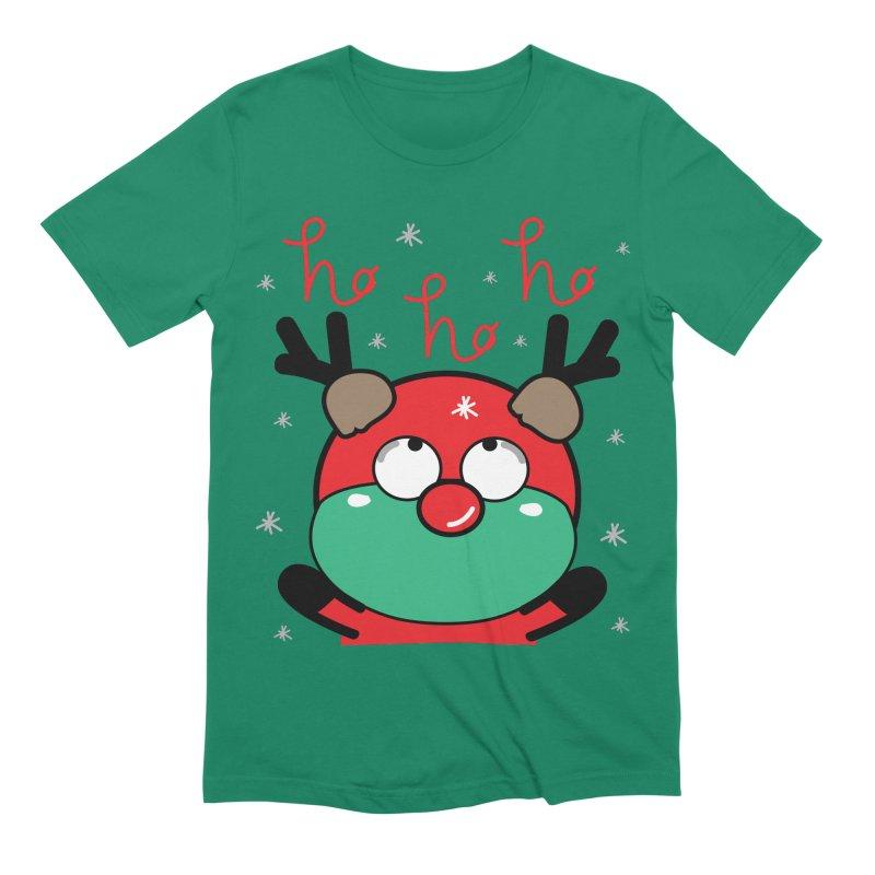 CoCo ho ho ho Men's Extra Soft T-Shirt by cindyshim's Artist Shop