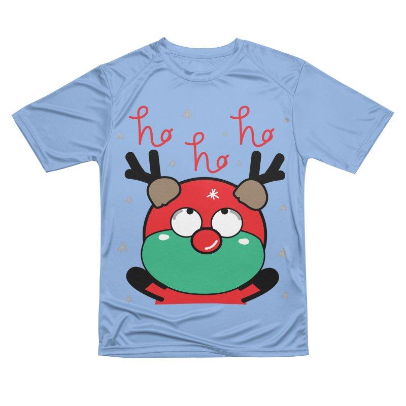 CoCo ho ho ho Men's Performance T-Shirt by cindyshim's Artist Shop