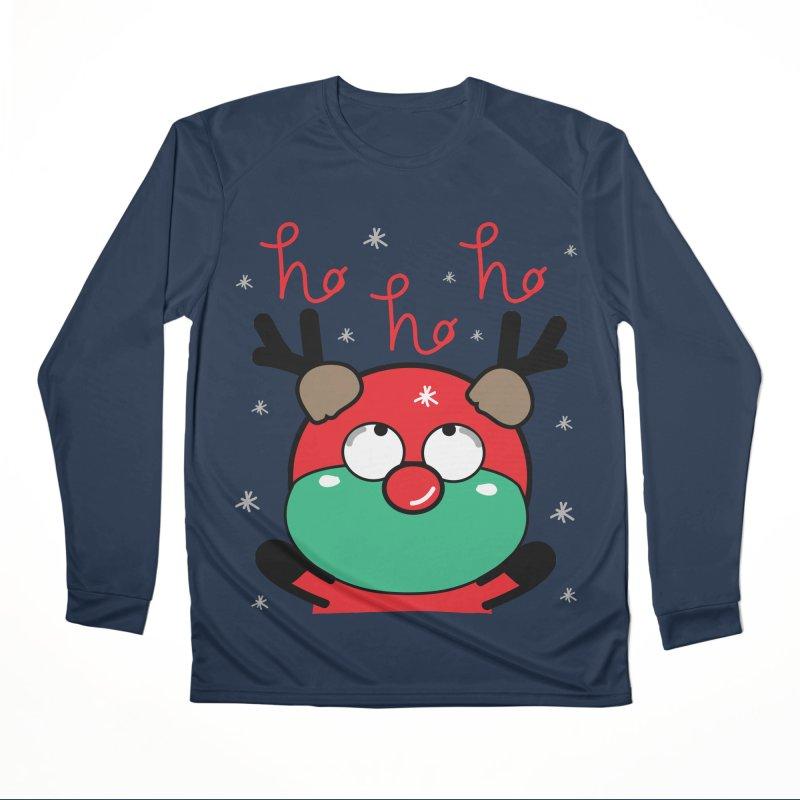 CoCo ho ho ho Women's Performance Unisex Longsleeve T-Shirt by cindyshim's Artist Shop