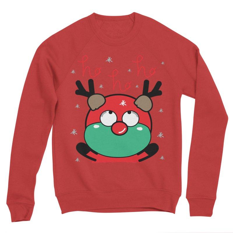 CoCo ho ho ho Men's Sponge Fleece Sweatshirt by cindyshim's Artist Shop