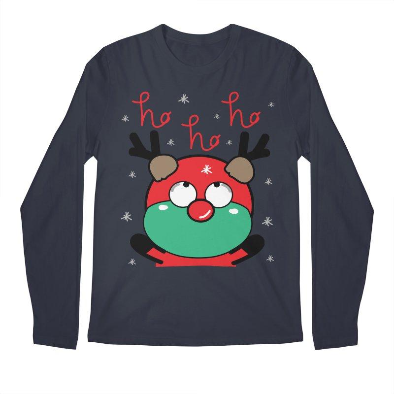 CoCo ho ho ho Men's Regular Longsleeve T-Shirt by cindyshim's Artist Shop