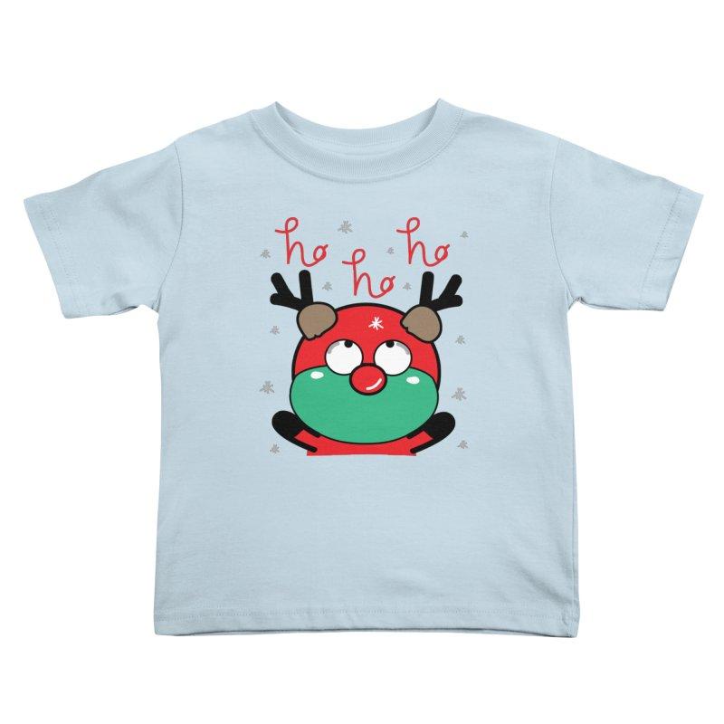 CoCo ho ho ho Kids Toddler T-Shirt by cindyshim's Artist Shop