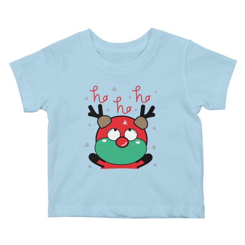 CoCo ho ho ho Kids Baby T-Shirt by cindyshim's Artist Shop