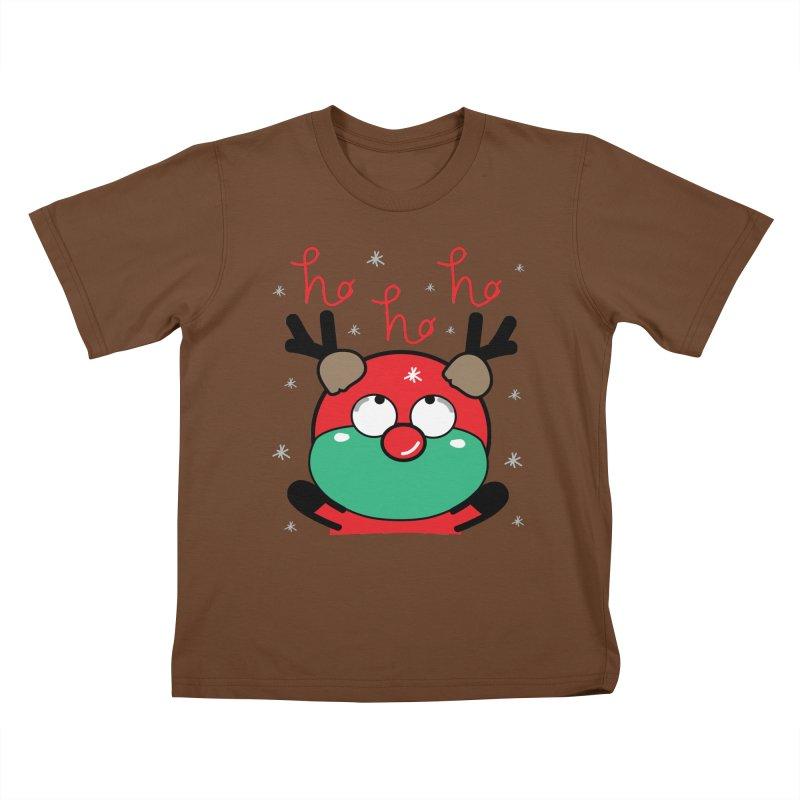 CoCo ho ho ho Kids T-Shirt by cindyshim's Artist Shop