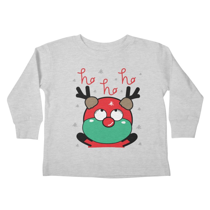 CoCo ho ho ho Kids Toddler Longsleeve T-Shirt by cindyshim's Artist Shop