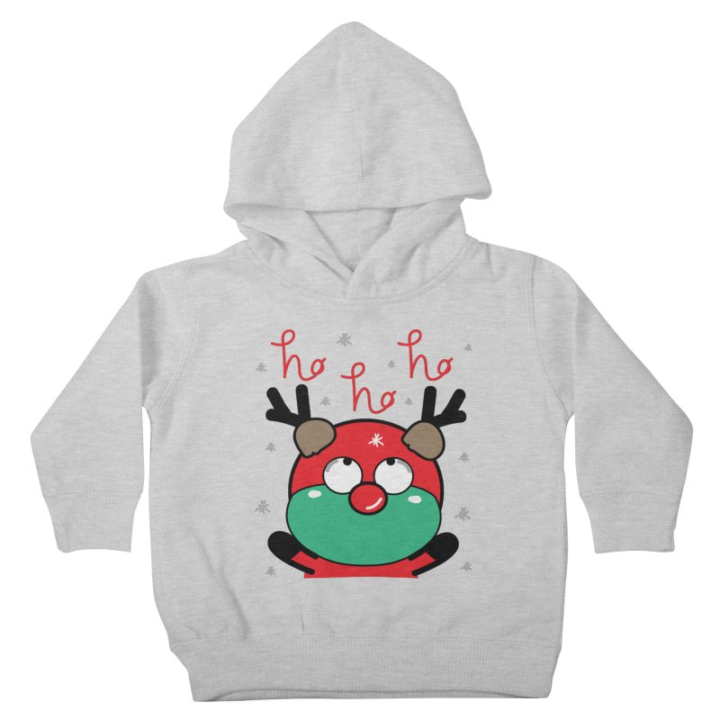 CoCo ho ho ho Kids Toddler Pullover Hoody by cindyshim's Artist Shop
