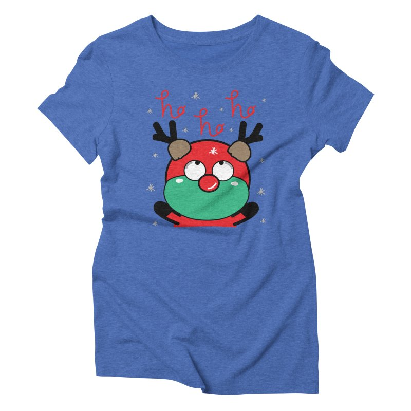 CoCo ho ho ho Women's Triblend T-Shirt by cindyshim's Artist Shop