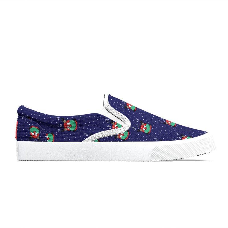 CoCo ho ho ho Women's Shoes by cindyshim's Artist Shop