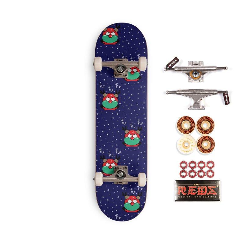 CoCo ho ho ho Accessories Skateboard by cindyshim's Artist Shop