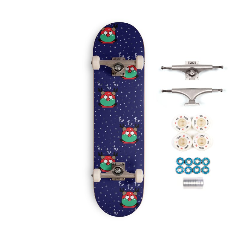 CoCo ho ho ho Accessories Complete - Premium Skateboard by cindyshim's Artist Shop