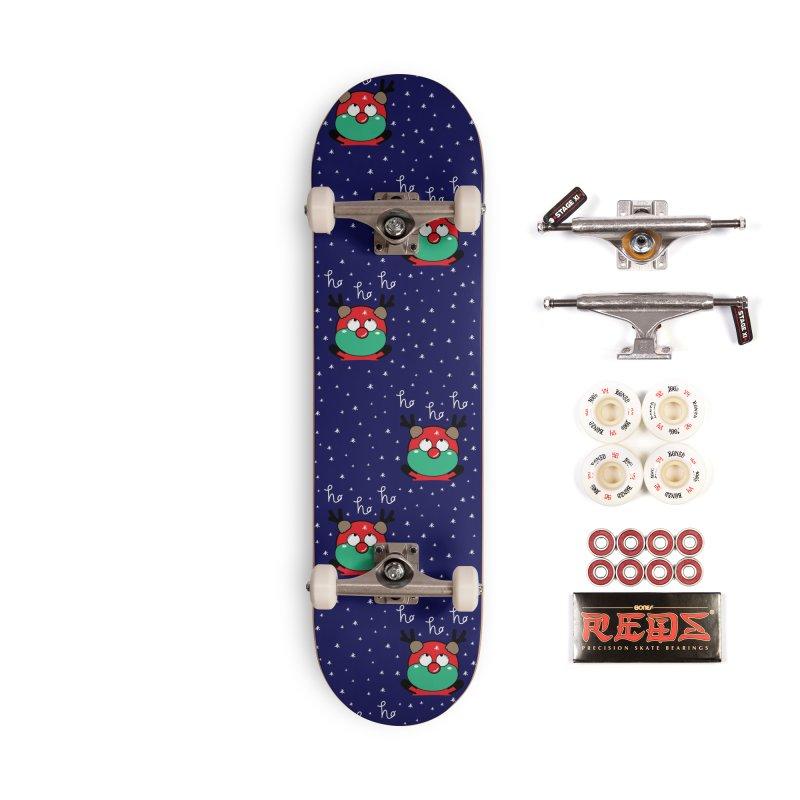 CoCo ho ho ho Accessories Complete - Pro Skateboard by cindyshim's Artist Shop