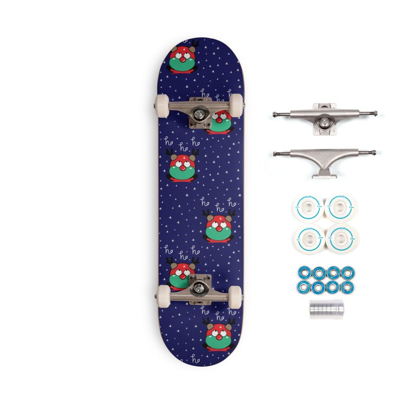 CoCo ho ho ho Accessories Complete - Basic Skateboard by cindyshim's Artist Shop
