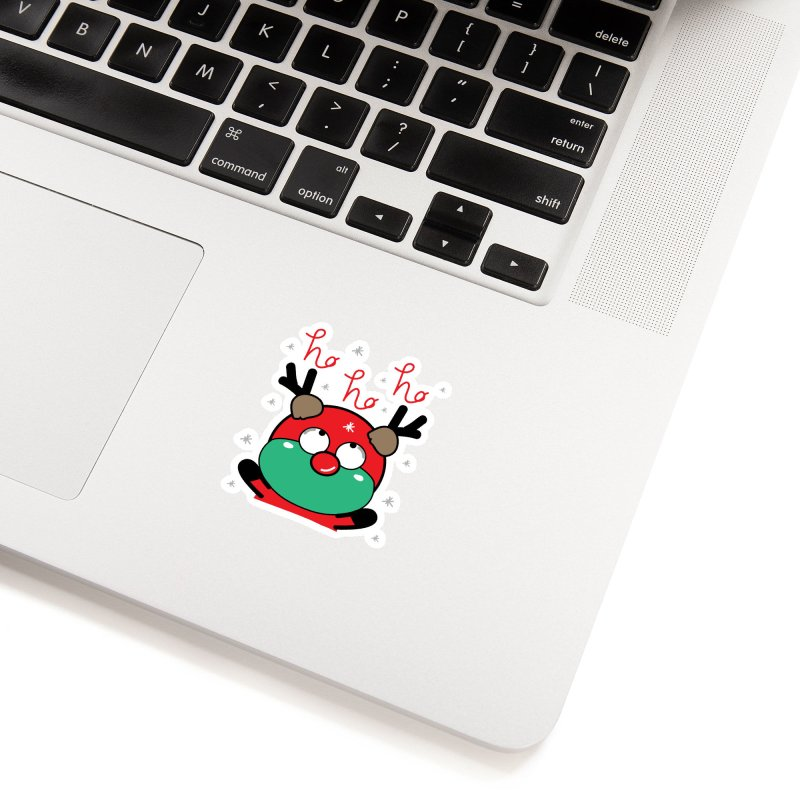 CoCo ho ho ho Accessories Sticker by cindyshim's Artist Shop