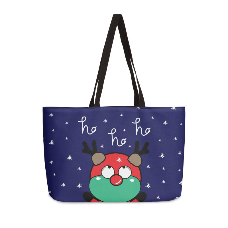 CoCo ho ho ho Accessories Weekender Bag Bag by cindyshim's Artist Shop
