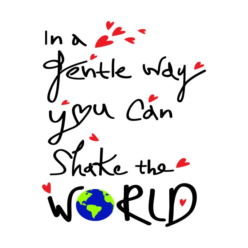 You can shake the world Women's Bottoms by cindyshim's Artist Shop