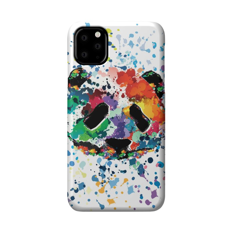 Splash Panda Accessories Phone Case by cindyshim's Artist Shop