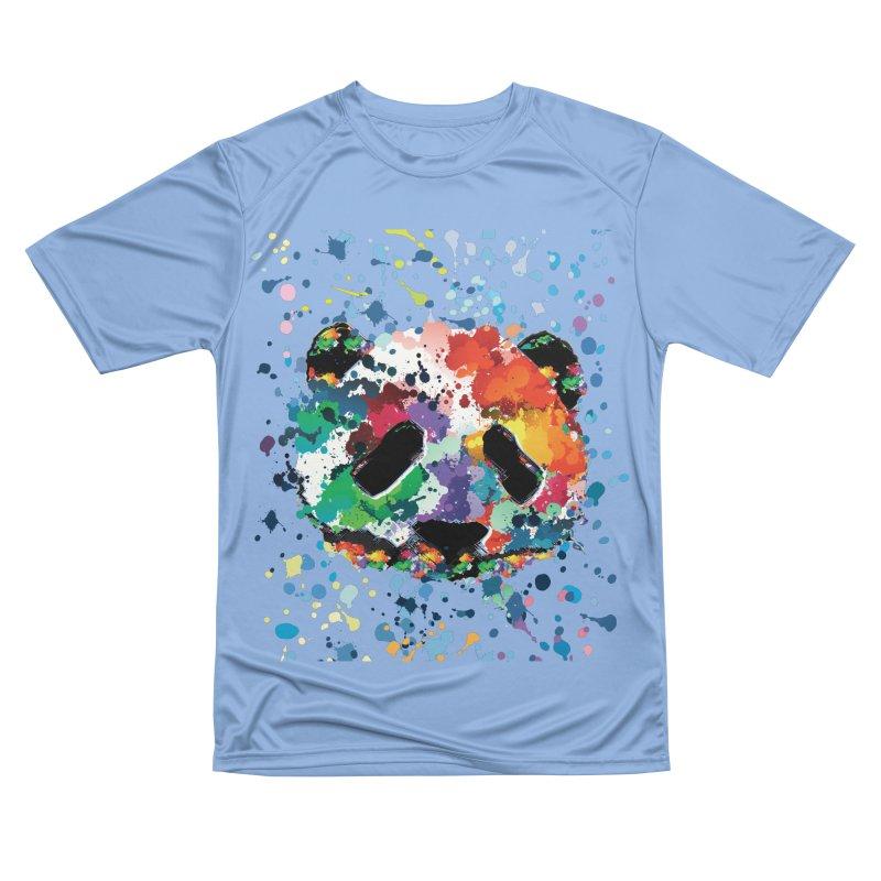 Splash Panda Women's T-Shirt by cindyshim's Artist Shop