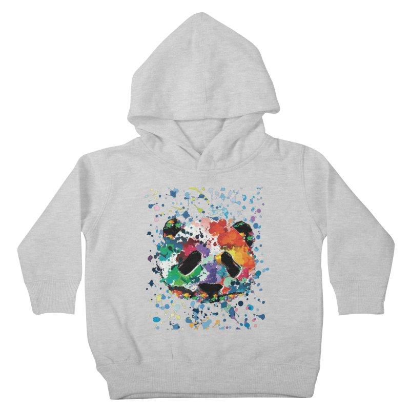 Splash Panda Kids Toddler Pullover Hoody by cindyshim's Artist Shop